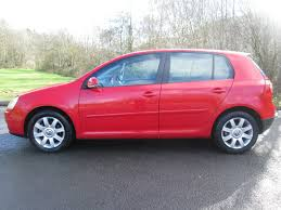 used 2005 volkswagen golf gt tdi 5dr for sale in porth mid