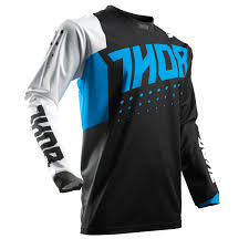 cheap youth motocross gear thor youth pulse aktiv jersey jafrum