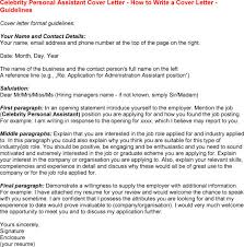 Sample Resume Covering Letter by Personal Assistant Cover Letter With Cover Letter For Personal
