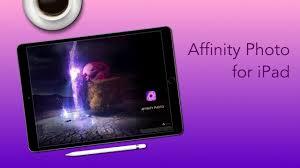 affinity photo for ipad youtube