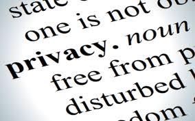 Privacy by Privacy