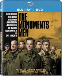 amazon dvd and blu ray black friday amazon com the monuments men blu ray dvd digital hd george