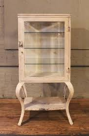 Apothecary Media Cabinet Vintage Storage Cabinets For Charming Antique Metal And Glass