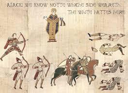 Bayeux Tapestry Meme - daniel sugarman on twitter loving this bayeux tapestry meme