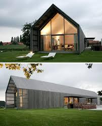 Modern Barn The Barn House U003c3 Eine Moderne Scheune Könnte Auch Einen Yoga