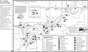 map st croix st croix state park maplets