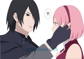 sasuke and sakura sasuke to by stellanoct on deviantart