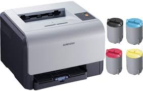 samsung clp300 colour laser printer review