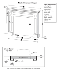Fireplace Mantel Shelf Plans Free by Wood Fireplace Mantels Fredricksburg Custom Mantels Mantelcraft