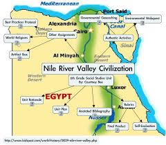 nile river on map nile river valley bee