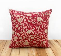 marsala home marsala kalamkari cushion cover from the exclusive home decor and