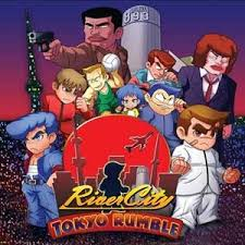 river city tokyo rumble 3ds download code compare prices