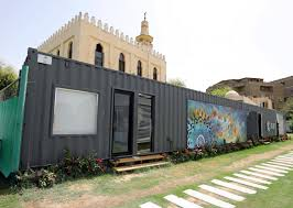 cairo u0027cargotecture u0027 company transforms shipping containers into homes