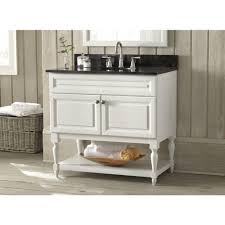 home decorator vanity home decorators collection emberson 37 in vanity in white with