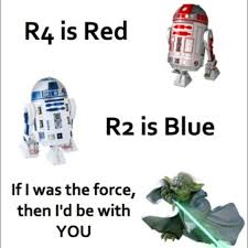 R2d2 Memes - 15 star wars valentine s day memes that keep the love force strong