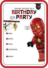 ninjago party supplies ninjago party invites free printable lego ninjago birthday