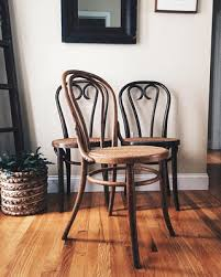 tis the season for savings on antique thonet style bentwood chairs