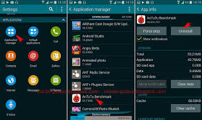 uninstall app android samsung galaxy s5 how to uninstall an application in android 4 4