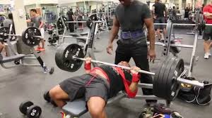 How To Increase Strength In Bench Press How To Increase Your Bench Press Speed And Lockout Youtube