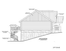home plans garage under