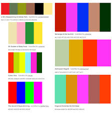 ugliest color hex code color me curious photo color inspiration pinterest color