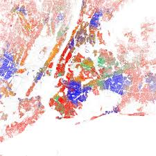 New York Map Rochester by Rochestersubway Com Visualizing Ethnic Boundaries In Rochester