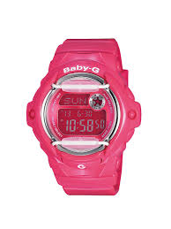 Harga Jam Tangan Baby G Pink new bright watches ã â â baby g from casio kidsomania