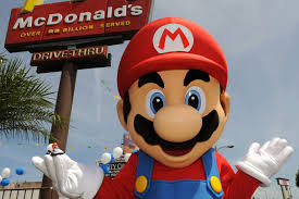 super mario toys now available in mcdonald u0027s happy meals polygon