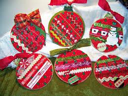 patricia u0027s paper crafts handmade christmas 2011 ornaments