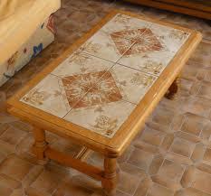 relooker une table de cuisine table basse côté déco côté peinture