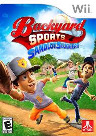 file backyard sports sandlot sluggers jpg dolphin emulator wiki