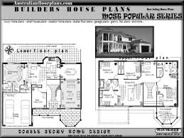 100 2 story modern house floor plans modern home designs