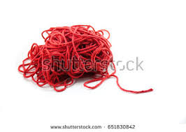 tangled yarn stock images royalty free images u0026 vectors