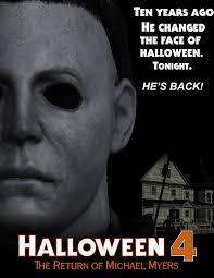 halloween 4 return of michael myers
