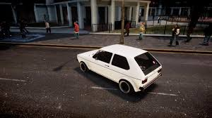 volkswagen golf stance gta gaming archive