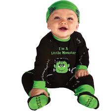 Toddler Frankenstein Halloween Costume Rubies Monster Infant Halloween Costume Walmart
