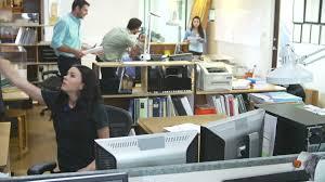 bureau collectif bureau collectif travailler vie quotidienne hd stock