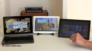 android tablet comparison microsoft surface rt vs android tablet comparison smackdown