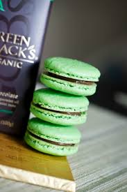 after dinner mint macarons recipe mint chocolate after dinner