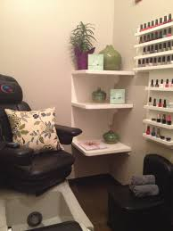 cute cozy and quaint private nail room our sanctuary at che