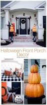 halloween front porch home depot style challenge halloween