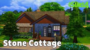 the sims 4 speed build english garden cottage youtube haammss
