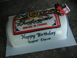 budweiser beer cake budweiser cakecentral com
