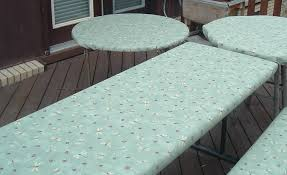 elasticized picnic table covers picnic table covers wedding amazing picnic table covers wigandia