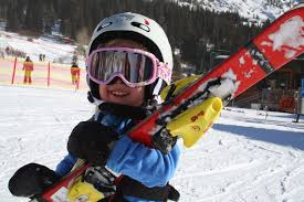family adventures in the canadian rockies downhill skiing with