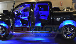 chevy silverado interior lights led truck light kits for tailgate underbody and truck bed