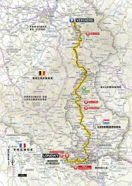 Map Of Tour De France by Tour De France 2017 Preview Your Stage By Stage Guide To