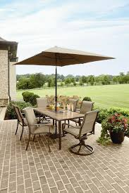Sears Patio Furniture Covers - sears outdoor umbrella stands target patio decor
