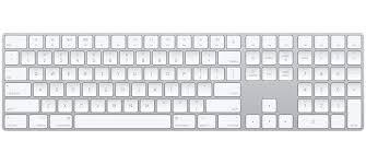 Comfortably Numb Keyboard Magic Keyboard With Numeric Keypad Us English Apple