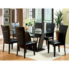7 piece glass dining room set 100 7pc dining room sets klaussner carturra 7 piece dining